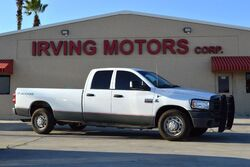 Dodge Ram 2500 ST Quad Cab Long Bed 2WD 2008