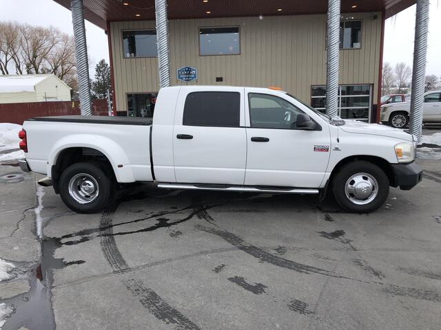 2008 Dodge Ram 3500 Dually SLT (Salvage Title) Spokane WA