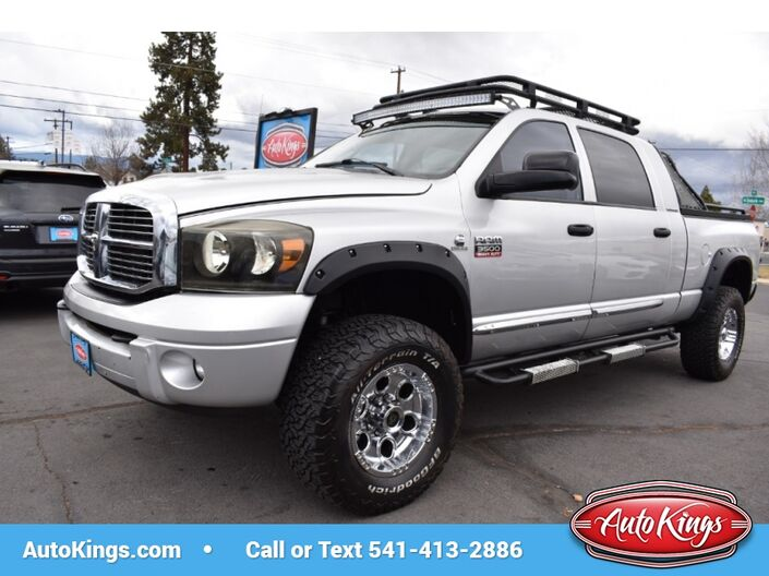 2008 Dodge Ram 3500 Laramie Mega Cab 4WD Bend OR