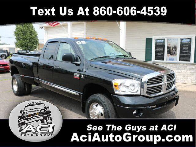 2008 Dodge Ram 3500 SLT East Windsor CT