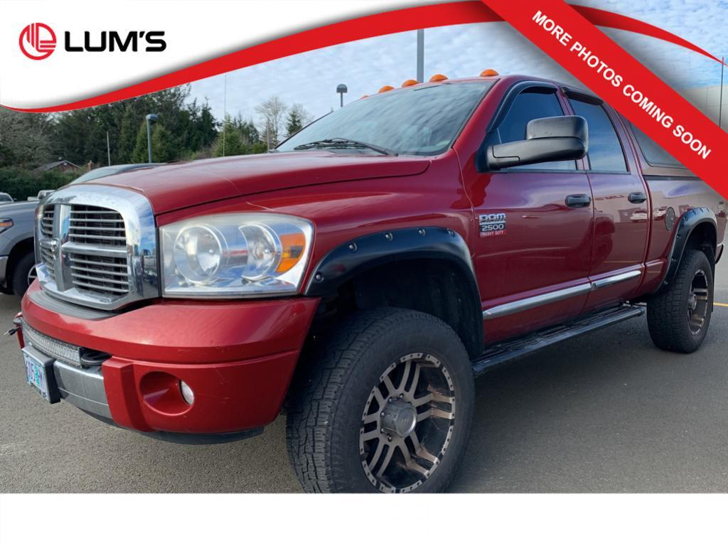 2008 Dodge Ram Pickup Laramie Warrenton OR
