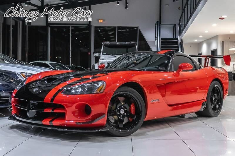 2008_Dodge_Viper SRT-10 ACR_**Belanger Headers and Exhaust**_ Chicago IL