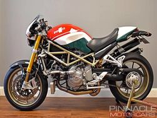 Ducati Monster S4RS Tricolore #42  2008