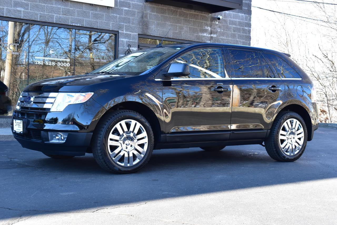 2008 FORD EDGE LIMITED Canton MA