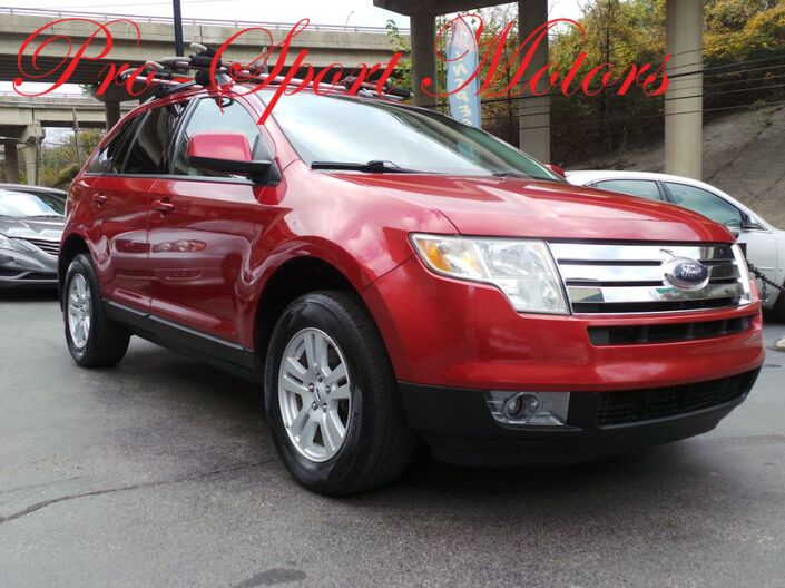 2008 FORD EDGE SEL W Conshohocken PA