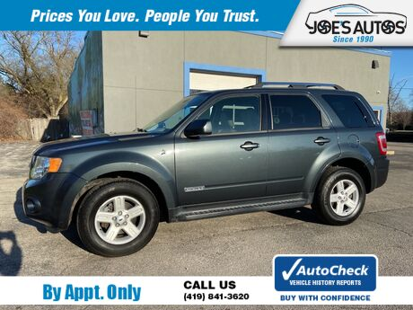 2008 FORD ESCAPE HEV Toledo OH