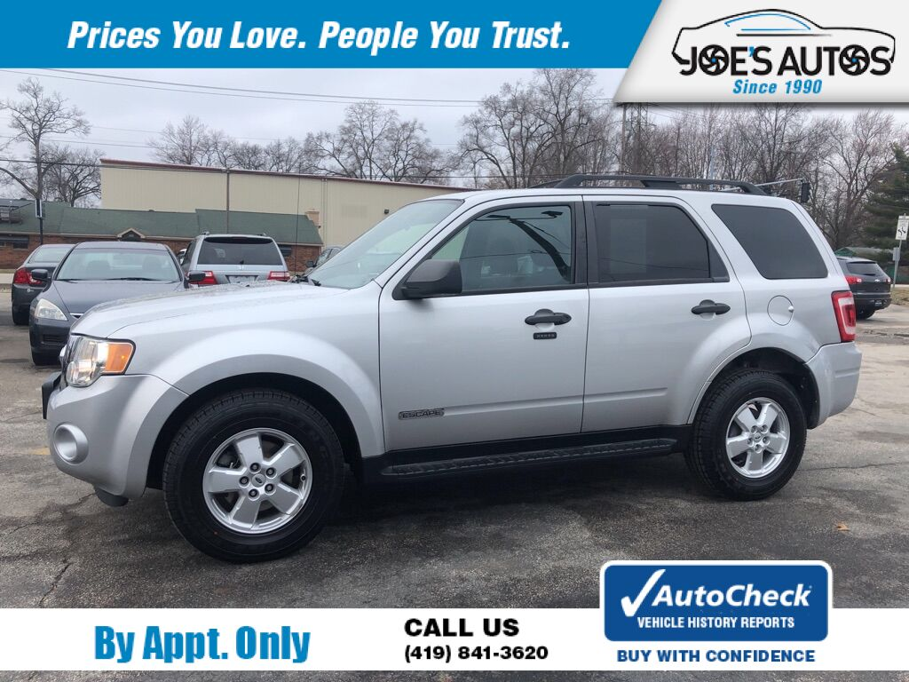 Used Ford Escape Xlt Toledo Oh
