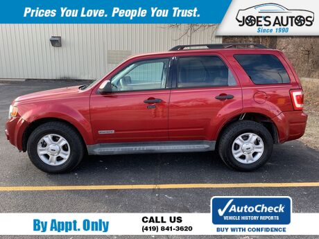 2008 FORD ESCAPE XLT Toledo OH