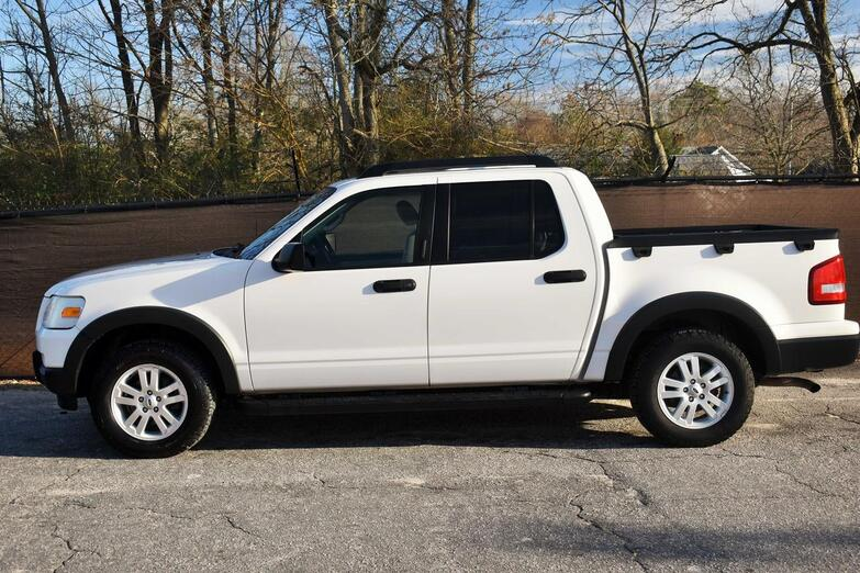 2008 FORD EXPLORER SPORT TRAC  Youngsville NC