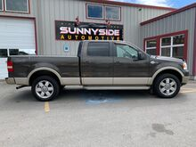 2008_FORD_F150_KING RANCH SUPERCREW_ Idaho Falls ID