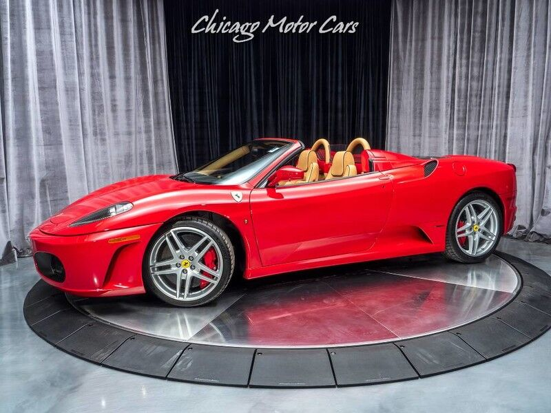 2008_Ferrari_430_Convertible_ Chicago IL