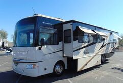 2008_Fleetwood_*NO RESERVE* 325hp CUMMINS DIESEL 28' WALL SLIDE. BEAUTIFUL ARIZONA_38V_ Phoenix AZ