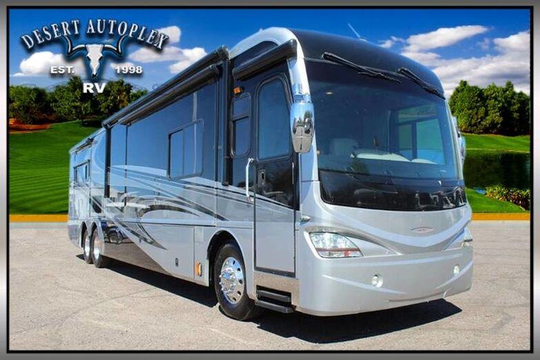 2008 Fleetwood Revolution 42N Quad Slide Class A Diesel RV Mesa AZ