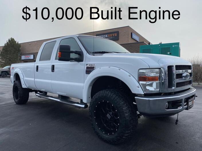 2008 Ford F-350 Lariat West Valley City UT