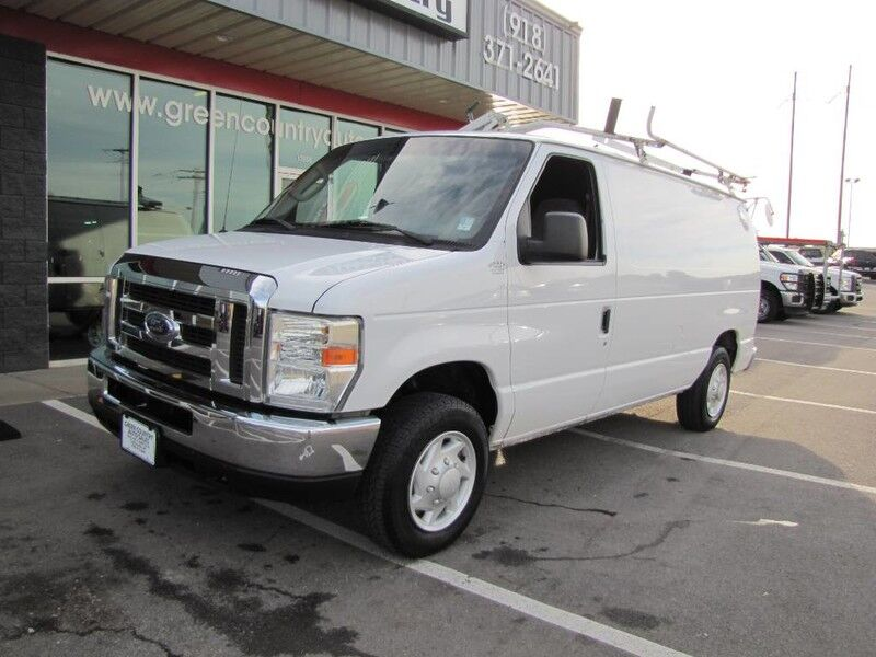 2008 Ford E-150 Cargo Van Commercial