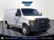 2008_Ford_E-150_Commercial_ Miami FL