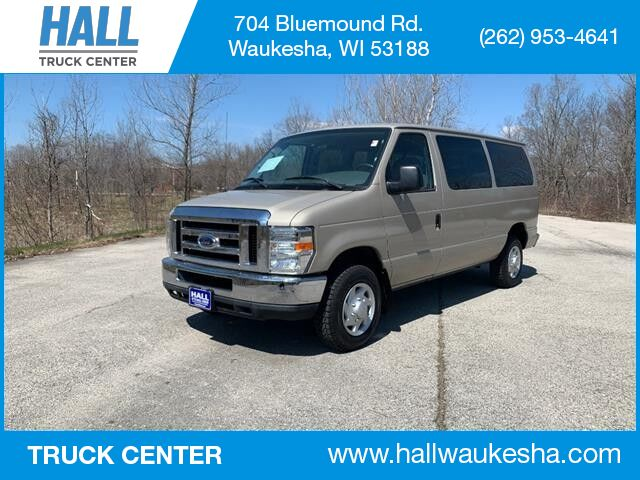 2008 Ford E-Series Wagon E-350 SUPER DUTY Waukesha WI