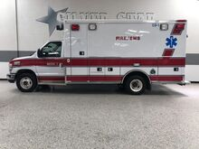 2008_Ford_Econoline Commercial Cutaway_Ambulance/ Utility Van Powerstroke_ Dallas TX