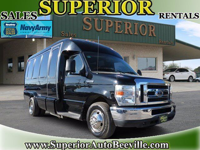 2008 Ford Econoline Commercial Cutaway E-350 Super Duty