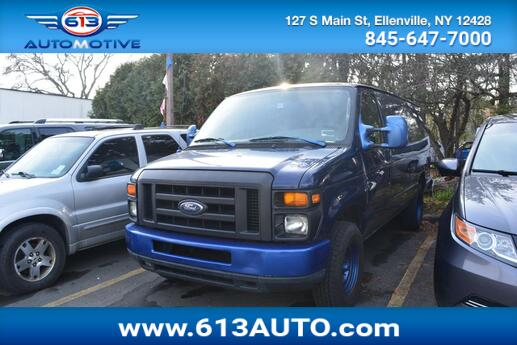 2008 Ford Econoline E-250 Extended Ulster County NY