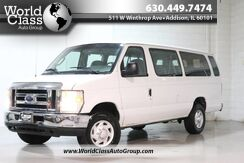 2008_Ford_Econoline Wagon_XLT - 14 Passengers Alloy Wheels Power Windows_ Chicago IL