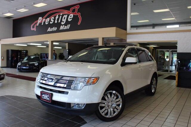 2008 Ford Edge Limited - Heated Seats, Pano Sun Roof Cuyahoga Falls OH