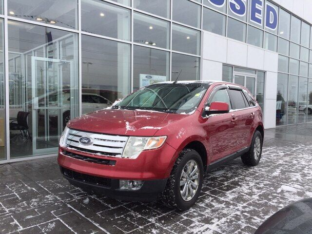 2008 Ford Edge Limited Calgary AB