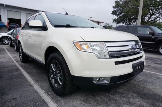 2008 Ford Edge SEL  FL