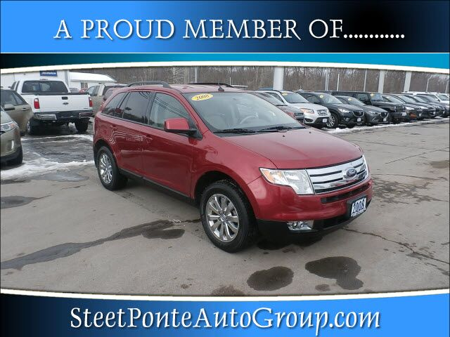 2008 Ford Edge SEL Yorkville NY