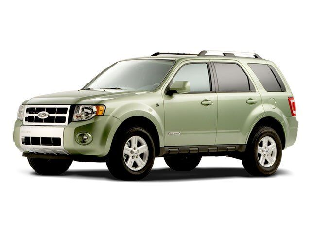 2008 Ford Escape Hybrid Irvine CA