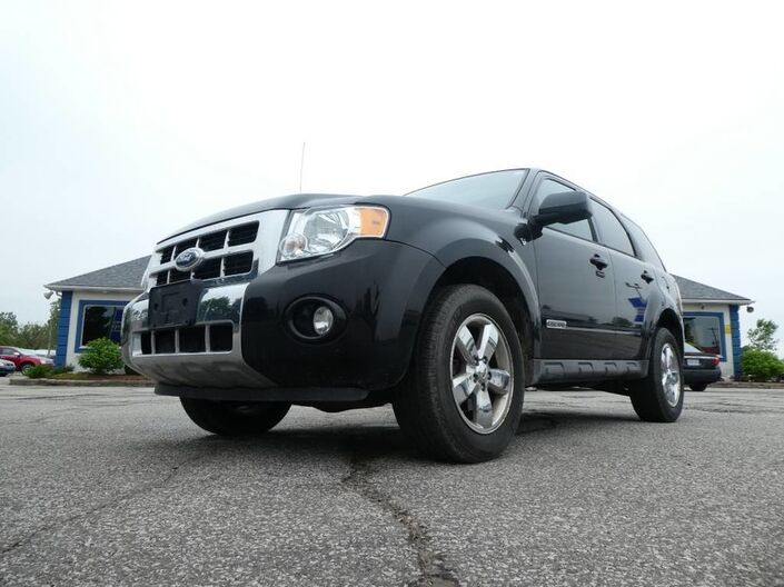 2008 Ford Escape Limited- LEATHER- HEATED SEATS- SUNROOF- 4WD Essex ON