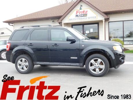 2008 Ford Escape Limited Fishers IN