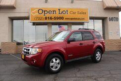 2008_Ford_Escape_XLT 2WD I4_ Las Vegas NV