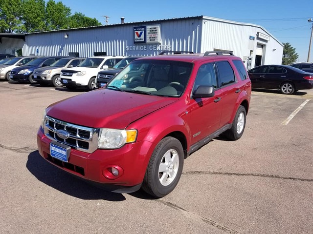 2008 Ford Escape XLT 4WD V6 Sioux Falls SD