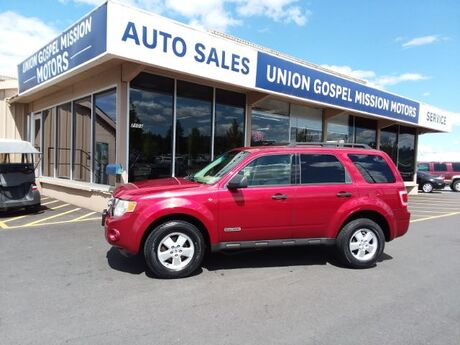 2008 Ford Escape XLT 4WD V6 Spokane Valley WA