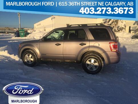 2008_Ford_Escape_XLT_ Calgary AB
