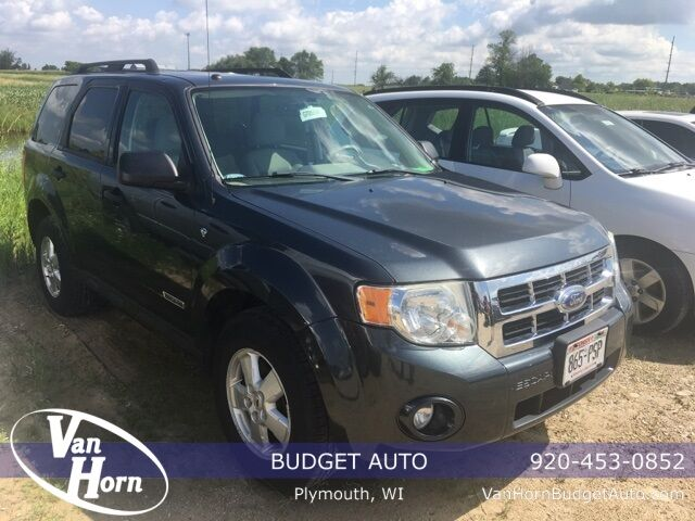 2008 Ford Escape XLT Plymouth WI