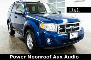 2008_Ford_Escape_XLT Power Moonroof Aux Audio_ Portland OR