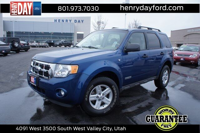 2008_Ford_Escape_XLT_ West Valley City UT