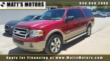 2008_Ford_Expedition EL_Eddie Bauer_ Gainesville TX