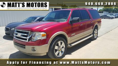 2008 Ford Expedition EL Eddie Bauer Gainesville TX