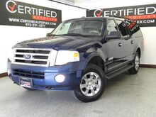2008_Ford_Expedition_EL XLT 4WD 3RD ROW SEAT CD PLAYER AUXILIARY INPUT REAR SEAT AUDIO CONTROLS_ Carrollton TX