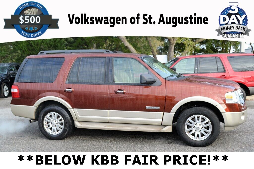 2008 Ford Expedition Eddie Bauer St. Augustine FL