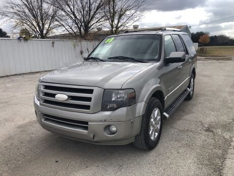 2008 Ford Expedition Limited Gainesville TX