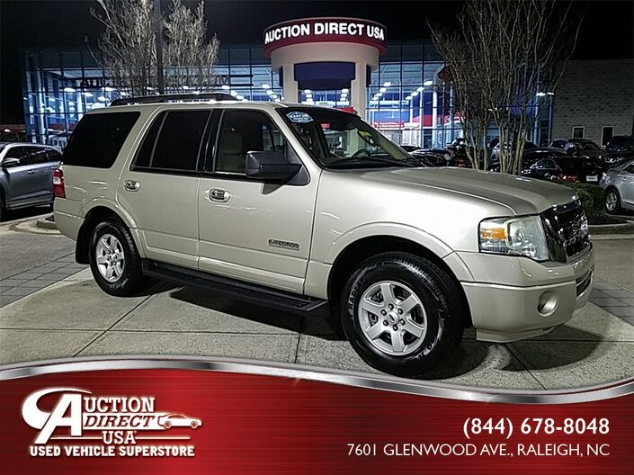 2008 Ford Expedition XLT Raleigh