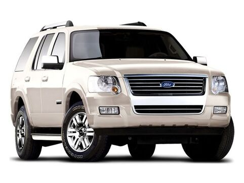 2008_Ford_Explorer_XLT_ Lakeland FL