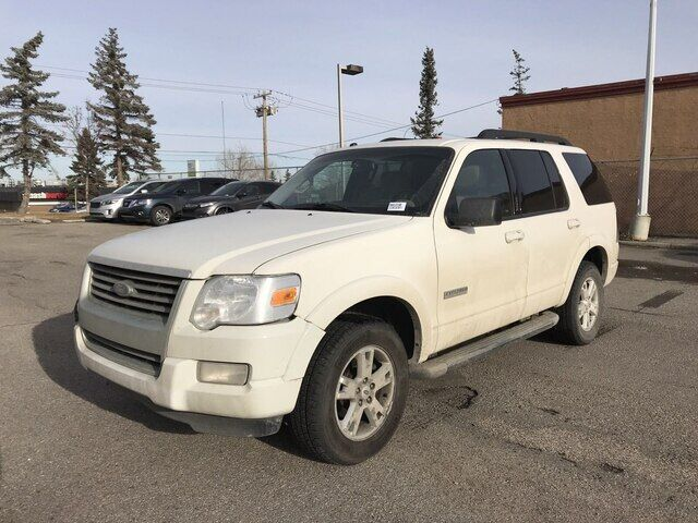 2008 Ford Explorer XLT V6 | 4X4 | *EXCELLENT CONDITION* Calgary AB