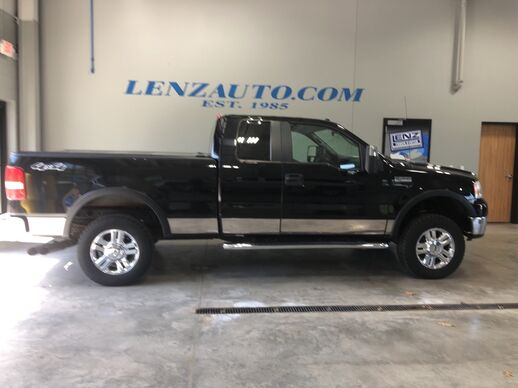 2008_Ford_F-150_4x4 Extended Cab XLT_ Fond du Lac WI