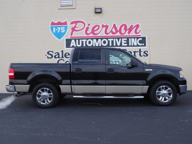 2008 Ford F-150 60th Anniversary Middletown OH