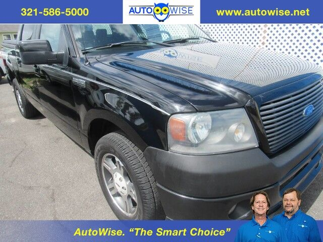 2008 Ford F-150 FX2 SUPERCREW FX2 Melbourne FL